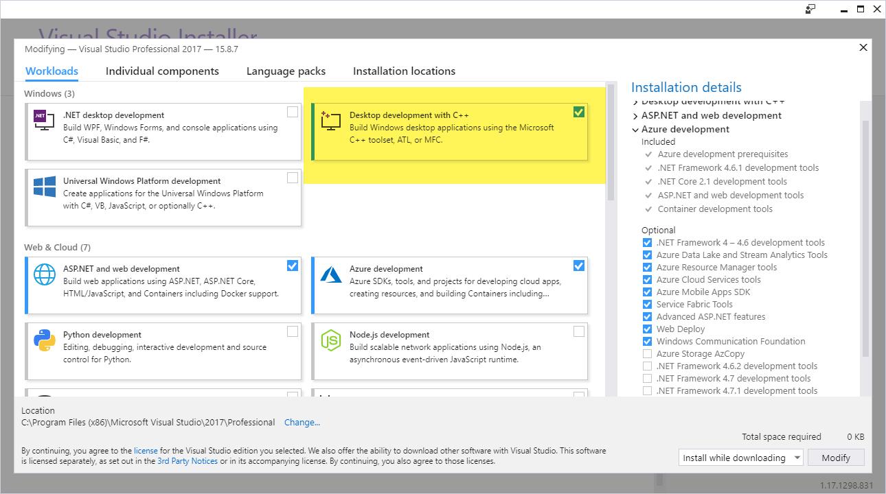 Bekwam Courses - Building OpenJFX 8 for Windows