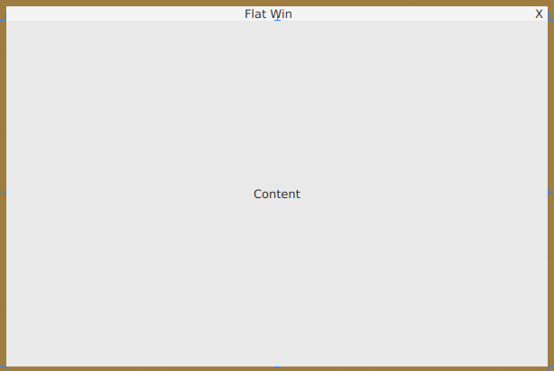 Bekwam Courses - JavaFX Flat Custom Windows - Part 1